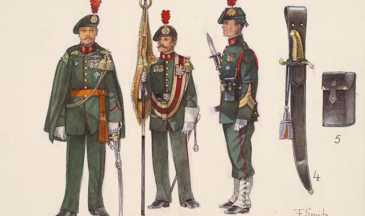 ceremonieel uniform