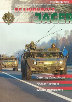 cover Blad Limburgse Jager