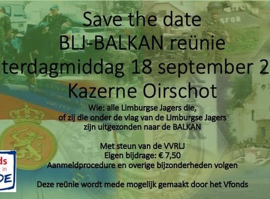 BLJ-Balkan Reünie
