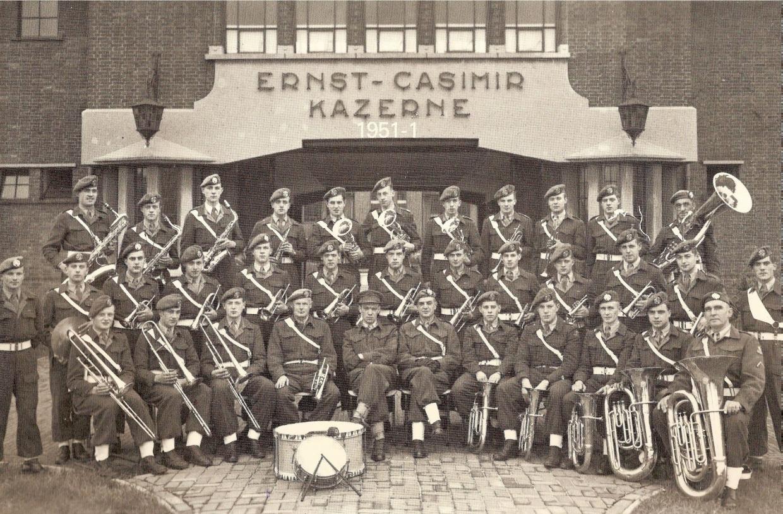 Eerste Fanfarekorps 1951